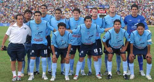 Bolívar Campeón del Torneo Apertura 2009