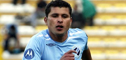 Joaquín Botero, goleador mundial 2002