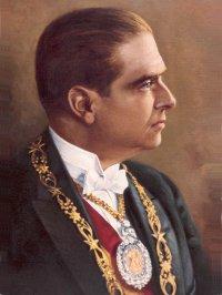 Trigésimo Presidente de Bolivia Hernando Siles