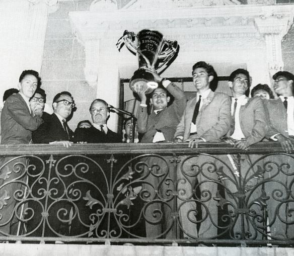 bolivia 1963 30 sudamericano