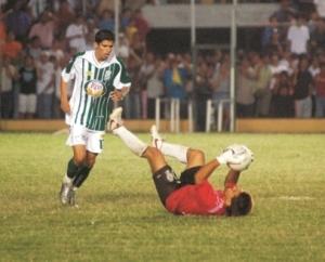 """Juan Carlos """"Conejo"""" Arce, uno de los grandes jugadores de la historia de Oriente"""