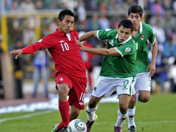 Peru 1 Bolivia 1