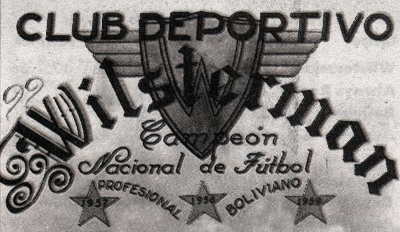 Wilstermann es el único club que ha ganado cuatro años consecutivos el título nacional: 1957, 1958, 1959 y 1960