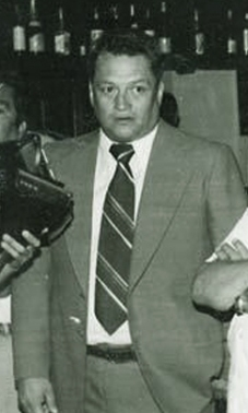Alfredo Salazar, primer presidente de la Liga del Fútbol Profesional Boliviano,