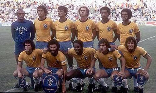 La selección brasileña que ganó en La Paz, salvo Falcao, fue la misma que jugó el mundial de 1982. Eliminada por Italia, mucho especialistas piensan que fue una de las mejores escuadras auriverdes de todos los tiempos