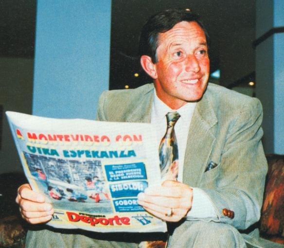 Jorge Habegger, el técnico que estuvo más cerca de clasificar a Bolivia antes de 1993.