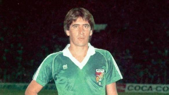Juan Carlos Sánchez hizo historia al anotar el gol del empate frente a Brasil en el Morumbí de Sao Paulo, fue el primer empate conseguido por Bolivia como visitante frente al scrach.