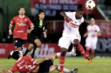 Wilstermann protagonizó frente a Internacional de Brasil una nueva goleada en contra de equipos nacionales jugando como locales (1-4)