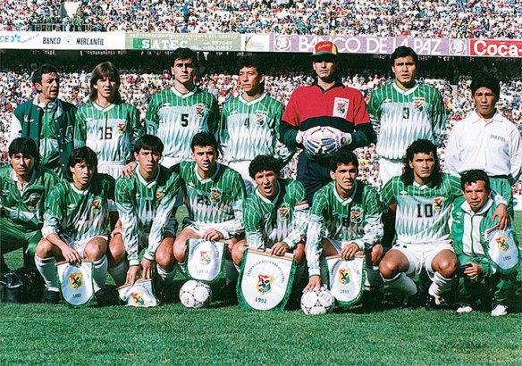 El equipo que doblegó en 1993 al hasta entonces imbatible Brasil. Un 2 a 0 labrado con letras de oro en el fútbol internacional