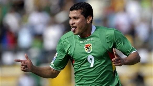 Joaquín Botero. Heroe del  6 a 1. Hizo tres de los 6 goles. Llegó a 20 y se convirtió en el máximo goleador de la Selección