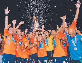 Blooming obtuvo el trofeo en 2008