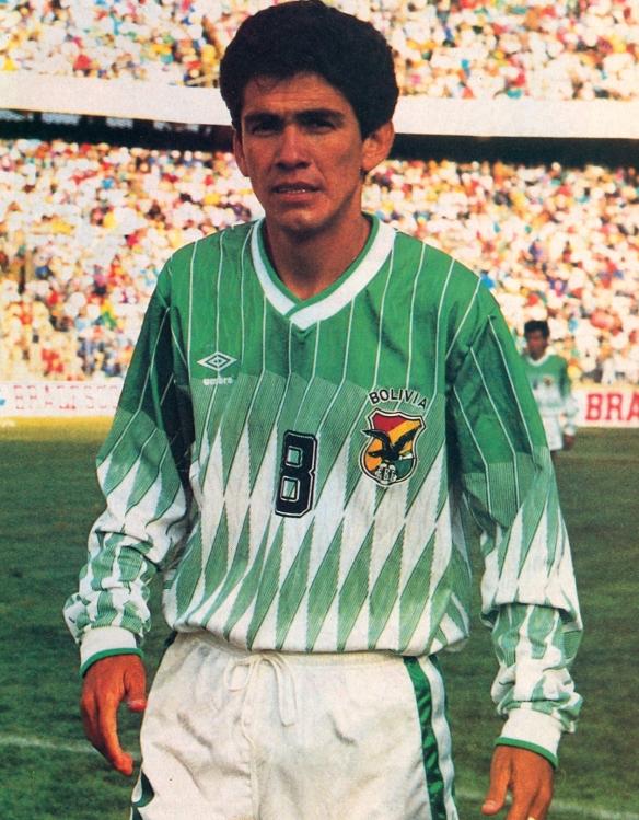 Milton Melgar, el cerebro de Bolivia.