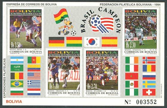 Una serie de estampillas en homenaje al equipo del 93