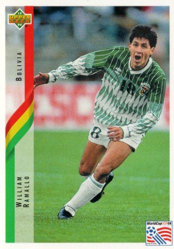 Ramallo, el pesacador del área. Goleador de la Eliminatorias, autor del gol de la clasificación en Guayaquil.