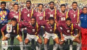 Selección de Venezuela que recibió su peor derrota como local en un partido eliminatorio
