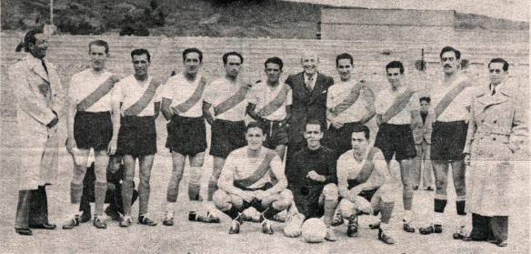 Always Ready, campeó´n nacional 1951.