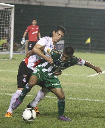 Oriente jugó varios partidos con su equipo juvenil, por sus problemas financieros