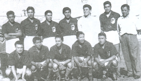 Municipal, campeón nacional 1961. Ese año fue el único de la historia en el que participaron equipos de los nueve departamentos del país, alternando clubes profesionales y amateurs