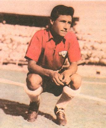 César Sánchez, una de las figuras estelares de Wilstermann pentacampeón nacional 1957-1960