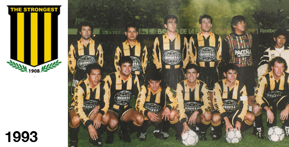 1993 the strongest campeón 04
