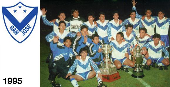 1995 san jose campeón 02