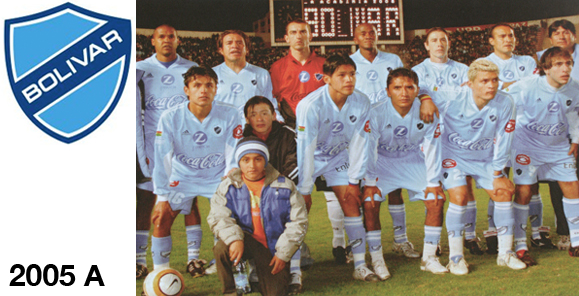 2005 A bolívar campeón 01