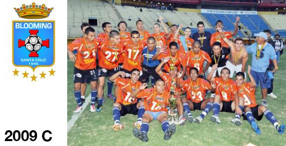 2009 C blooming campeón 02