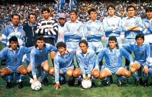 Bolívar fue el equipo base de la selección mundialista