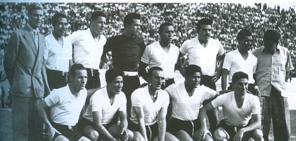 bolivia 1950