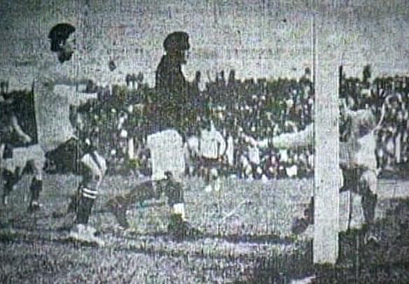 1926, Bolivia debuta en el Campeonato Sudamericano de Chile