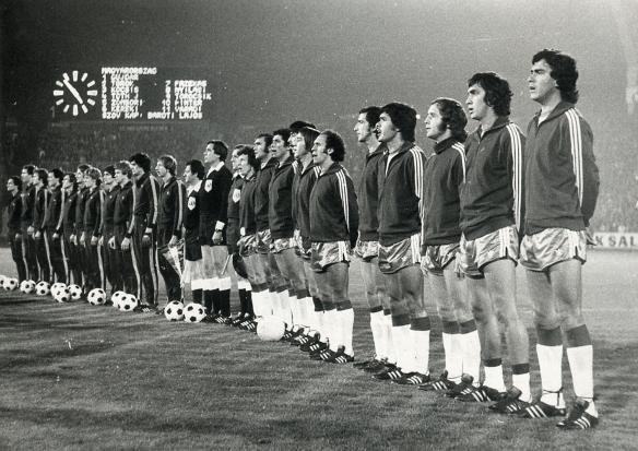 Bolivia jugó por primera vez una eliminatoria en Europa frente a Hungría