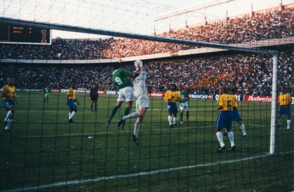 Tras una campaña extraordinaria, Bolivia obtuvo el subcampeonato de la Copa América en 1997