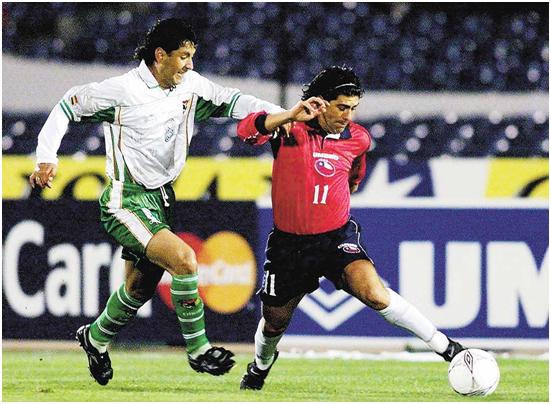 Eliminatorias 2001. Después de 1997, la selección sufrió un bajón del que no pudo recuperarse.