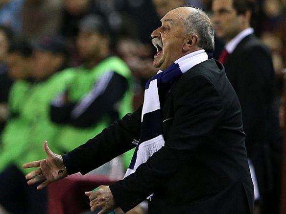 Xabier Azkargorta condujo a Bolívar a su mejor campaña en la historia de su participación en la Copa Libertadores
