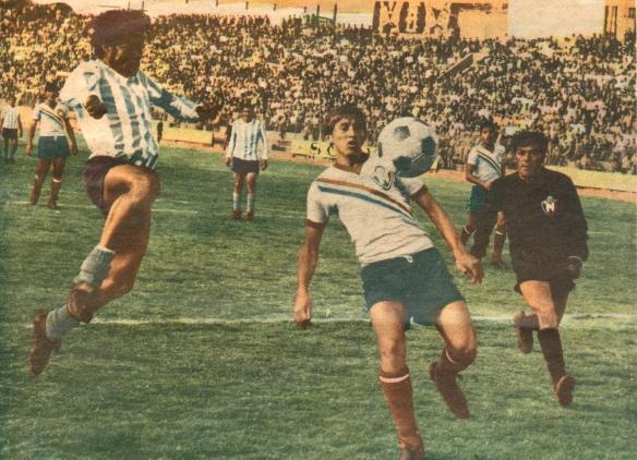 Mariscal Santa Cruz obtuvo el único título continental de clubes para Bolivia (1970, Recopa Sudamericana)