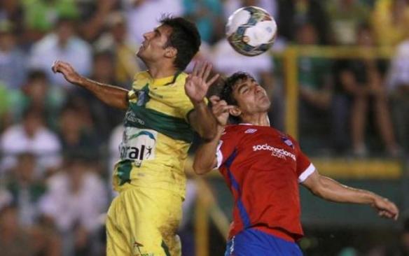 Oriente derrotó 1 a 0 a Nacional de Uruguay en el Tahuichi