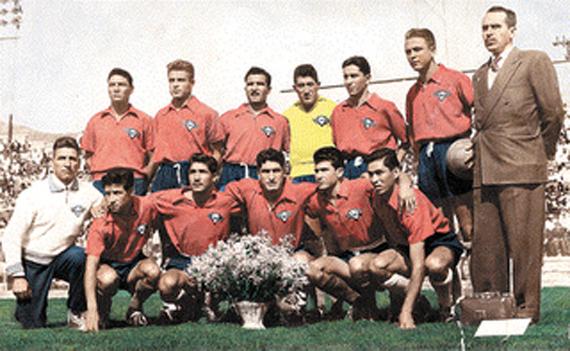 Wilstermann, primer equipo en participar en la Libertadores en 1960