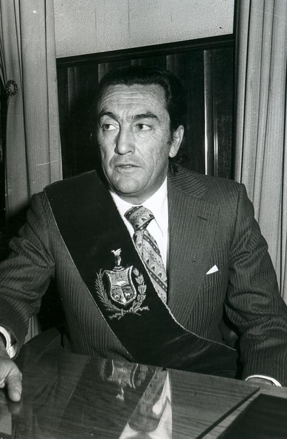 Mario Mercado Alcalde de La Paz (1975-1978)