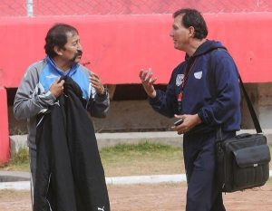 "Sergio Apaza, ""un todo terreno"" en Sport Boys"
