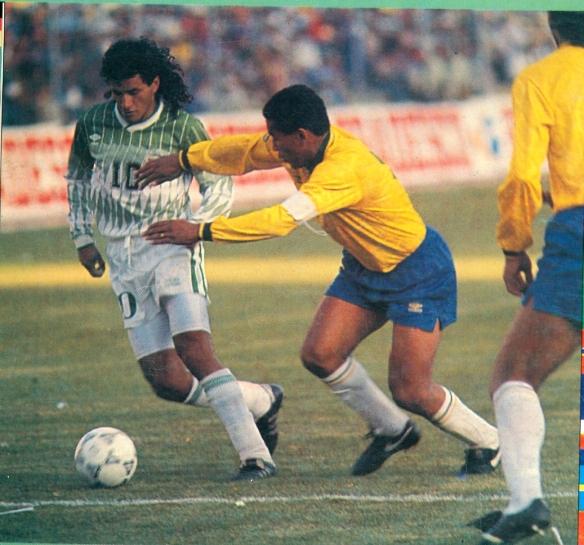 bolivia 1993 32 vs brasil