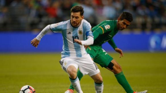 Argentina v Bolivia: Group D - Copa America Centenario