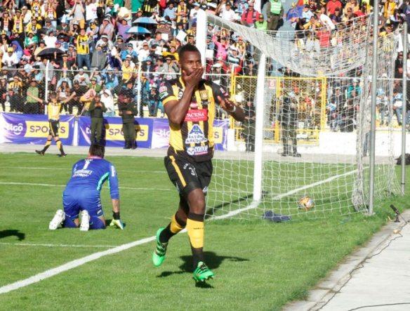 El Tigre rugió fuerte ante Bolívar