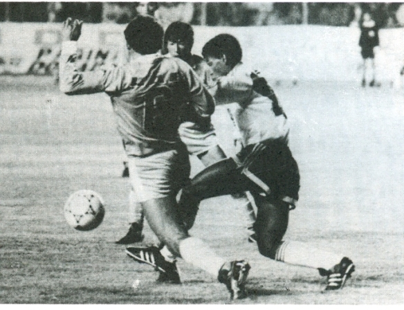 bolívar vs river 1991 bs as