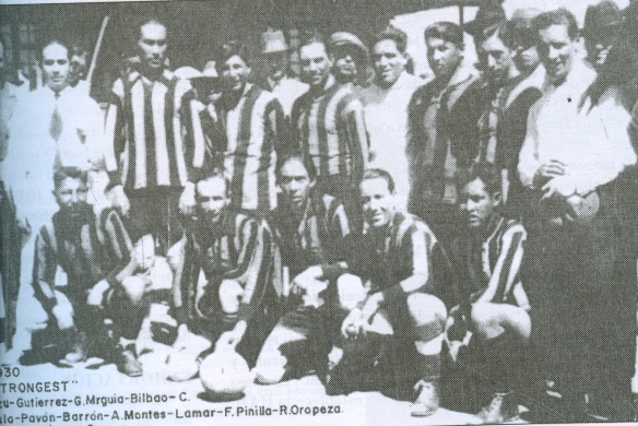 the strongest 1930 campeón 01