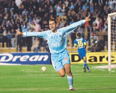 bolivar 2004 copa sudamericana vs boca 01