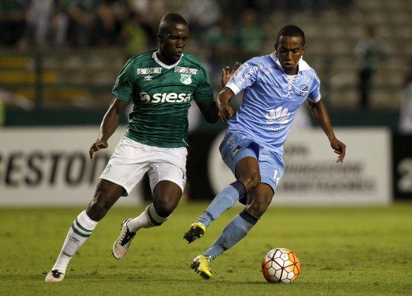 Football Soccer - Deportivo Cali v Bolivar - Copa Libertadores
