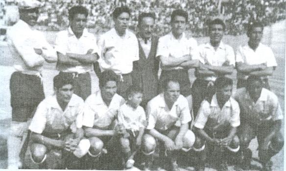 bolívar 1953 campeón