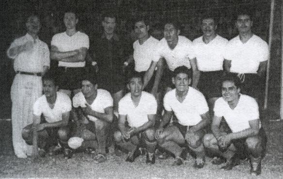 bolivia 1953 02 sudamericano
