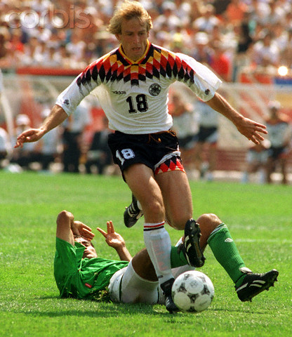 Soccer World Cup 1994: Germany vs. Bolivia 1:0